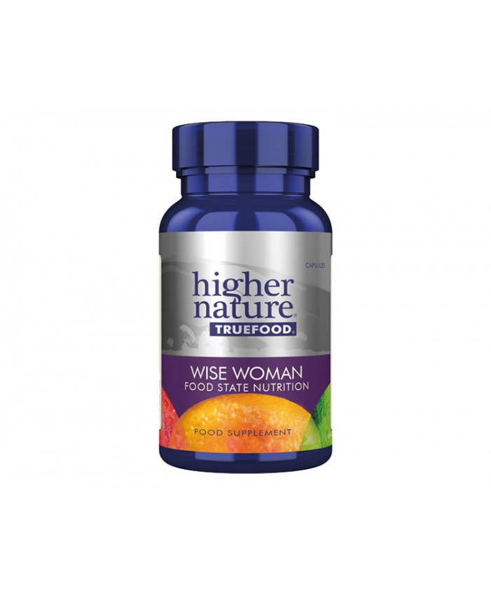 Higher Nature True Food Wise Woman 180caps