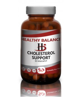 Healthy Balance Cholesterol support 60vcaps