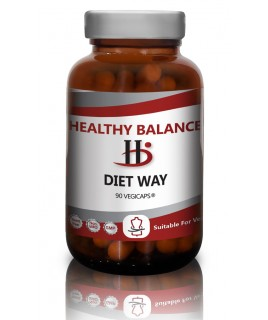 Healthy Balance Diet Way 90vcaps
