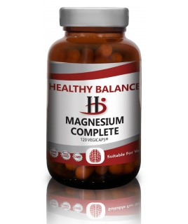 Healthy Balance Magnesium Complete 120vcaps