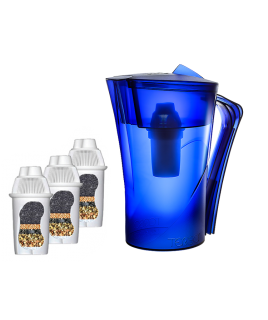TENSA - ΑΝΤΑΛΛΑΚΤΙΚΟ CARAFE CARTRIDGE (3-PACK) Super Health