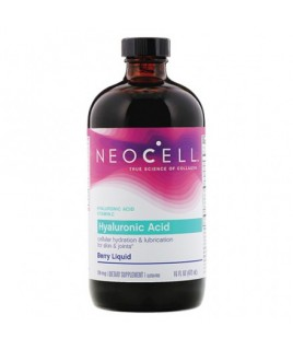 NeoCell Hyaluronic Acid Liquid 473ml