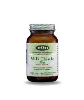 Flora Milk Thistle Plus 250mg 60 tabs