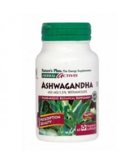 Nature's Plus Ashwagandha 450mg 60vcaps