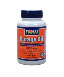 BORAGE OIL 1050mg 60sgels