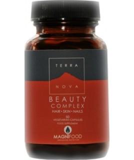 TerraNova Beauty Complex Skin Hair Nails 50 κάψουλες TERRANOVA