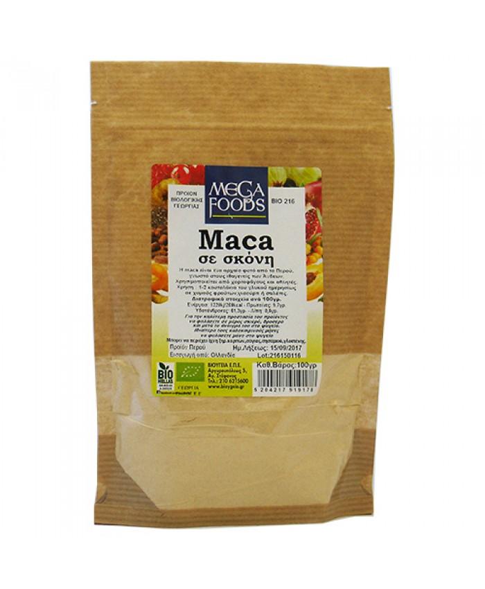 ΜΑΚΑ ΣΚΟΝΗ (MACA) OLA-BIO 100ΓΡ Μάκα (Maca)
